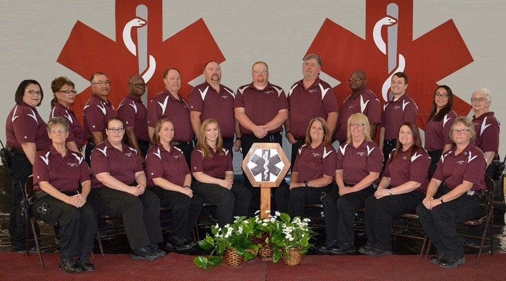 Littlefield EMS Group Photo